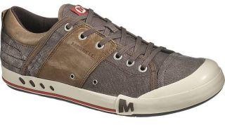 Merrell Mens NEW Rant J38903 Bracken Brown Low Tops Sneakers Shoes 9 5