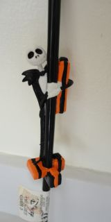 Nightmare Before Christmas Jack Skellington Straw Mint Disney