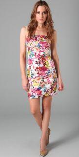 D&G Floral Spaghetti Strap Dress