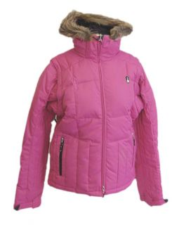 DC Doll Wms Hot Pink Snowboard Winter Jacket Sz XS