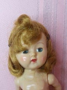 Vintage Cosmopolitan Ginger Doll Friend to Vogue Ginny Clothes