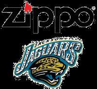 Jacksonville Jaguars NFL Genuine Zippo Windproof Lighter 24619