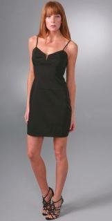 Black Halo Gaia Mini Dress