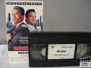 VHS Arnold Schwarzenegger, James Belushi, Peter Boyle; Walter Hill