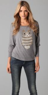 Tbags Los Angeles Owl Sweater