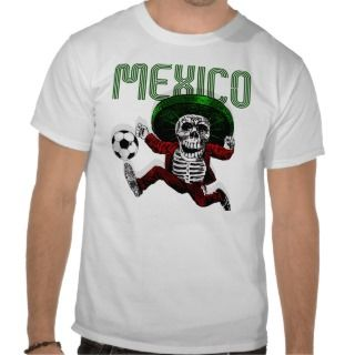 Mexico Soccer El tri Futbol Beyond Death gifts T shirt