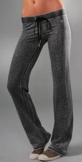 Juicy Couture Fleece Original Leg Pants