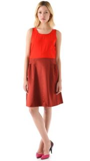 Marc by Marc Jacobs Reese Satin Dress