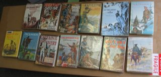Lot of 13 Canadian Stories History Biography Children Books Hardcover