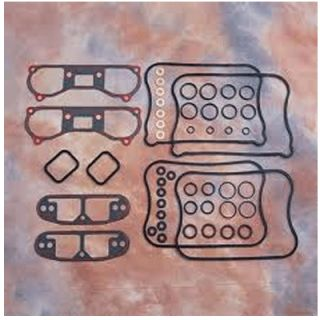 James Gasket James Rocker Box Gasket Kit for Harley Davidson Twin Cam