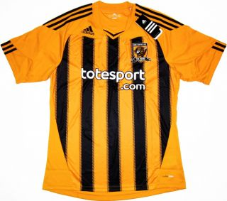 10 11 Hull City Football Shirt Soccer Jersey Top Kit England New Sizes