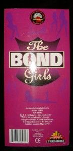 The Bond Girls Tracy Di Vincenzo Diana Rigg 1998 Cool