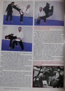 ARTICLE Meet The Real Billy Jack. Bong Soo Han