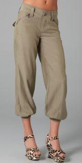 alice + olivia Zip Pocket Pants