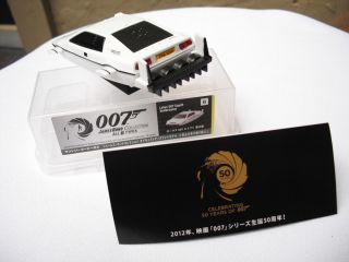James Bond Lotus Esprit Underwater 50th Anniversary Suntory Boss 007