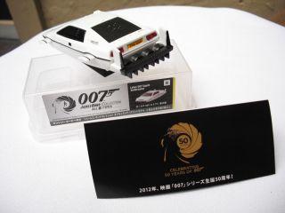 James Bond Lotus Esprit Underwater 50th Anniversary Suntory Boss 007