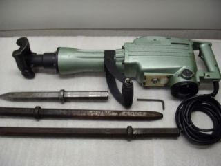 Hitachi Electric Demolition Jack Hammer w Bits