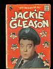 Jackie Gleason 1 Scarce St John First Issue Comic Photo Cover 1955 Fr