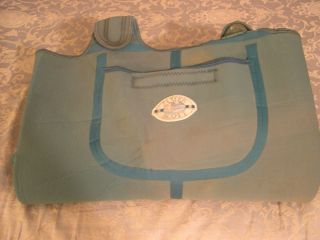 James Scott Chest Waders Green Used Size Large