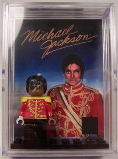Lego Minifig Michael Jackson Awards Custom Minifigure Free Collector