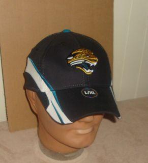 Jacksonville Jaguars Football Flexfit Baseball Hat NFL Adult Size L XL