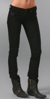 Citizens of Humanity Ava Straight Leg Jeans with Crystals