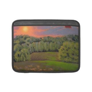 Balducci Sunset Oil Landscape Painting MacBook Air Sleeve