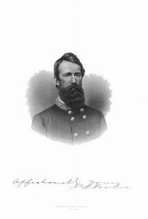 General James J Archer Confederate Civil War