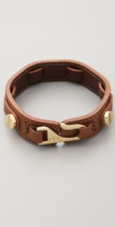 Tory Burch Hook Wrap Bracelet