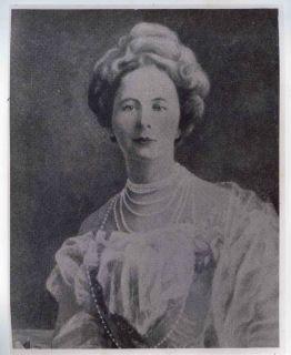 Gettysburg Photograph of Mrs James Dorich Longstreet