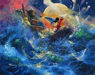 Fantasia Sorcerer Symphony James Coleman New