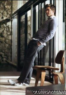 Jake Gyllenhaal GQ February 2007 Ryan Reynolds Ciara Sarah Silverman