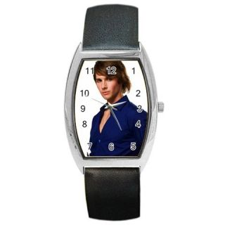 New Big Time Rush James Maslow Barrel Style Metal Watch