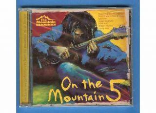 KMTT on The Mountain Volumes 5 6 SEALED Out of Print Little Feat Tull
