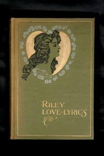 James Whitcomb Riley Love Lyrics 1899
