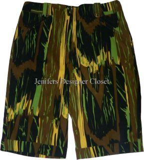 Jamie Sadock Golf Shorts Capris Culottes $110 16 Stretch Designer