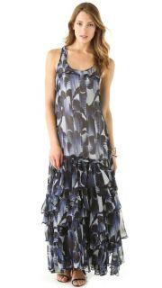 BB Dakota Tasha Print Maxi Dress