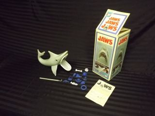 Vintage Ideal JAWS The game of Jaws 1975 in Original Box Universal