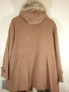 womens beige camel 3x plus size 3xl new descripion new wih ags size