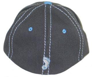 North Carolina Tar Heels Mist Flex Fit Hat Cap L XL New