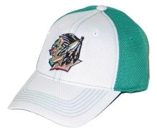 North Dakota Fighting Sioux Elite Flex Fit Hat Cap M L