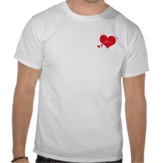 Customizable In Loving Memory Design T shirts