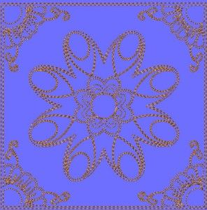 Quilt Blocks Snow 20 2 Sets Machine Embroidery Designs