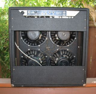 Concert Amp Amplifier from The James Tyler Amplifier Collection