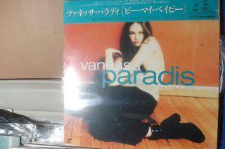 JAPAN LD VANESSA PARADIS ORIGINAL VIDEO HIT BE MY BABY LASER DISC EX