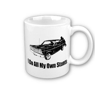 1966 Ford Fairlane GT 427 Muscle Car Custom Merchandise Gifts Design