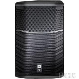 2X JBL PRX615M Powered 15 Full Range Speaker PRX 615 M Active