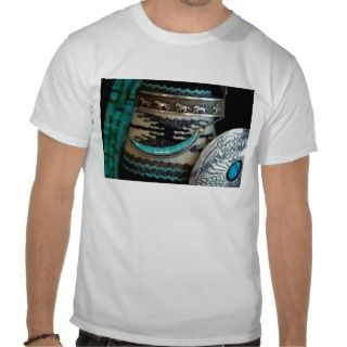 Southwest, American Indian art & handicrafts. 5 Shirts