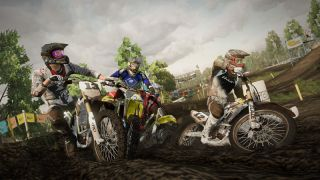 MX vs ATV Alive w James Stewarts MX DLC Compound PS3