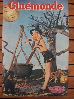 48 Janis Paige Joan Fulton Charles Boyer Ingrid Bergman